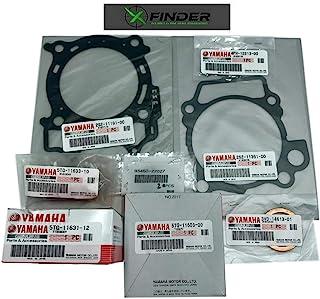 2014-2019 雅马哈 YFZ450R 活塞套件 - 正版 OEM,包括 X-Finder 和 Pine Grove 雅马哈贴纸
