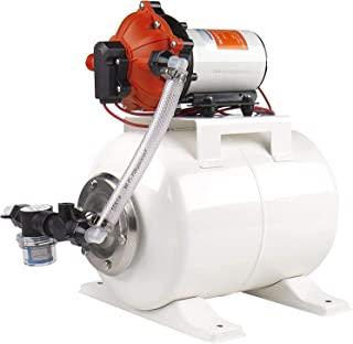 SEAFLO 水泵和蓄电池箱系统 - 12 伏,5.5 GPM,60 PSI,2 加仑水箱