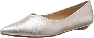 Enchanted 平底 17205 真皮V剪裁平底鞋 女士