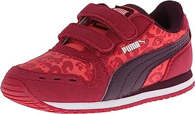 PUMA Cabana Racer Animal V 运动鞋(婴儿/幼儿/小童)