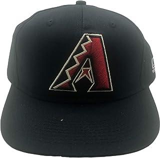 亚利桑那响尾蛇经典成人黑色帽子