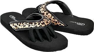 超轻 Pedi Couture 品牌*凉鞋带脚趾分离器(多种颜色和尺码可选)