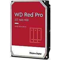 Western Digital Red Pro NAS 内部硬盘驱动器 7200 RPM级 SATA 6GB/S 256…