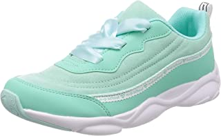 Achilles 运动鞋 学生鞋 Nico Petit School 轻量 19~25厘米 2E 儿童 女孩 NPS 0040