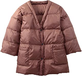 半天(7分袖)棕色M-L(TAN-634)