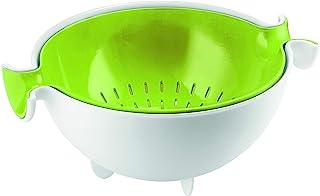 Guzzini 意大利 进口果蔬沥水篮洗菜篮绿色