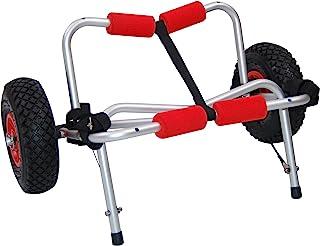 Crack of Dawn Malibu Kayaks Aluminum Folding Wheel Cart