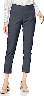 GUNZE 郡是 Tuche 打底裤 带环 人造丝混纺 直筒款 脚踝长度 女款
