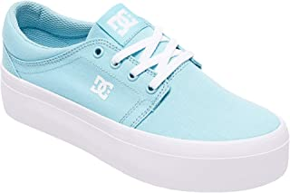 DC Trase Platform Tx 女士滑板鞋