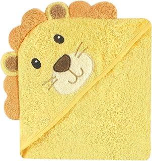 Luvable Friends 动物头像连帽浴巾 狮子 均码