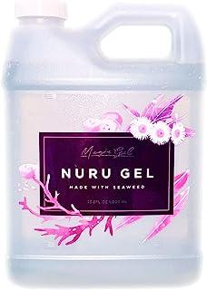 Nuru Gel Authentic 33.8 Ounces