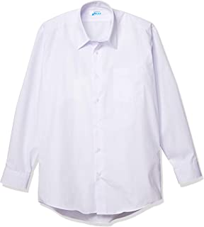 [Tombow 蜻蜓] 学生服 免烫*防臭 长袖 舒适清洁衬衫 T-12-27 男童