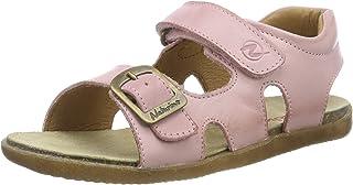 Naturino 女童 Stream 露趾凉鞋 粉色