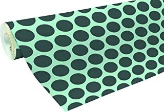 Clairefontaine 211464C 礼品包装纸 Alliance (2 × 0.7 米 60 克 / 平方米 ) 1 卷点 XL 蓝色/*