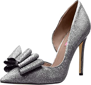 Betsey Johnson 女士 PRINCE d'Orsay 高跟鞋