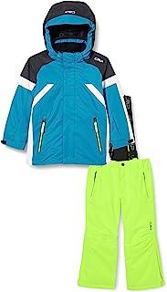 CMP 男孩滑雪套装(夹克 + 裤子)