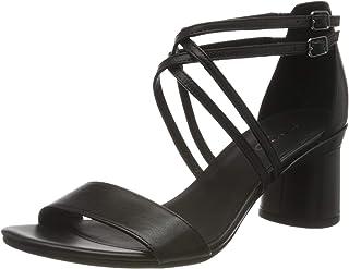 ECCO 女士 Elevate65 块凉鞋露趾高跟鞋