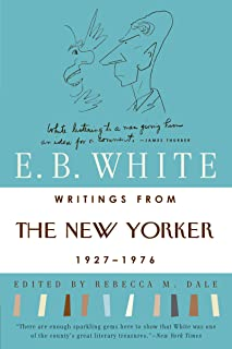 Writings from The New Yorker 1927-1976 (English Edition)
