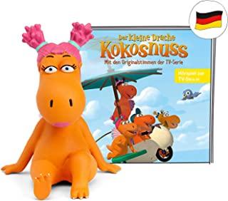 tonies 01-0168 Hörfigur Der Kleine Drache Kokosnuss für die Toniebox:Hörspiel zur 听力公仔,电视剧 04