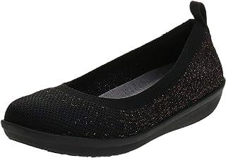 Clarks 女式 Ayla Paige 芭蕾平底鞋