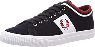 FRED PERRY 运动鞋 UNDERSPIN TIPPED CUFF TWILL B7106