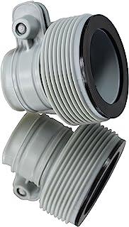 INTEX 至39.62cm B 型软管适配器适用于高跟鞋 & 海水系统 | 2件套