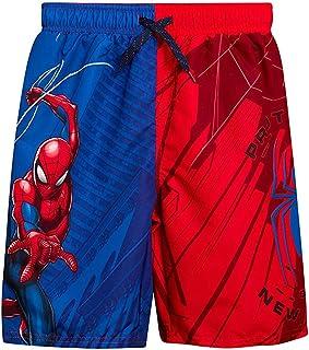 蜘蛛侠男童泳裤