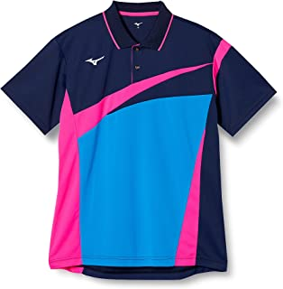 MIZUNO 美津浓 网球服 比赛衫 62JA8103 男士