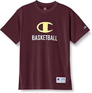 Champion T恤 减轻汗液蒸发 不黏腻 吸水扩散 高透气 * 防臭 大商标 篮球 CAGERS C3-UB352 男士