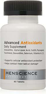 MenScience Androceuticals Advanced Antioxidants Daily Supplement