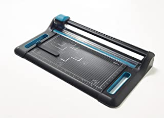 Avery A3 P460 精密修剪机,黑色和青色