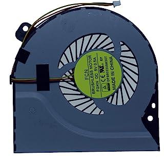 Rangale 全新 CPU 散热风扇 适用于华硕 K72 K72D K72DR K72DR-A1 K72DR-X1 K72JB K72JK K72Jr K72JT K72JU K72JU K72F DC5V 0.4A