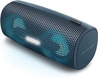 Muse M-730 DJ 蓝牙音箱 带立体声配对,灯光和频闪效果 IPX4 防溅设计