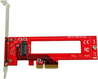 CONNABLE PEXM3-152 PCIe 3.0 x4 主机适配器适用于 NGSFF NF1 M.3 NVMe 110 毫米 SSD - PCI Express 3.0 4-通道卡