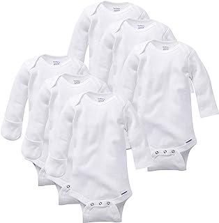 Gerber 嘉宝 女婴款连体长袖,婴幼儿6件装,适合早产宝宝