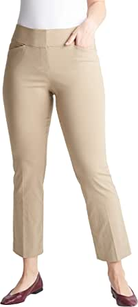Yummie 女式前门襟修身裤