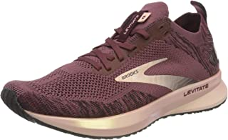 Brooks 女士 Levitate 4 跑步鞋