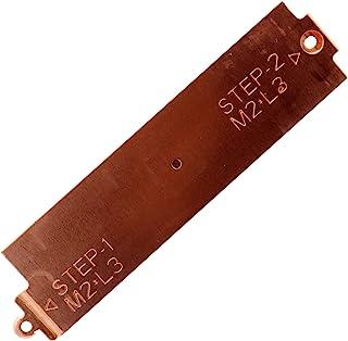 Deal4GO *二秒 NVMe M.2 2280 SSD 散热器硬盘保护套,适用于戴尔 G3 3500 G5 5500