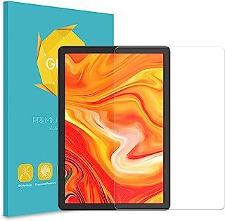 Fintie Vankyo MatrixPad Z4 / Z4 Pro 10 英寸平板电脑屏幕保护膜,防刮高级高清透明 9H 硬度钢化玻璃屏幕保护膜适合 10.1 英寸 MatrixPad Z4 / Z4 Pro