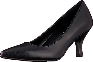 [SAC] 尖头鞋 浅口鞋 鞋跟7cm 脚围D~3E 山羊革 WFN720 女士