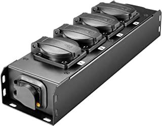 Adam Hall 配件 PROPORT 4 T 插座零件 4 × IP54 + POWER TWIST TR1 IN/OUT