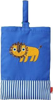 Solby 鞋袋 狮子/蓝色 BGSB004022200