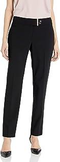 Calvin Klein 女士直筒裤
