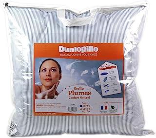Dunlopillo LOPPCN060060DPO 2件枕头,60 x 60厘米,蓝色