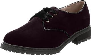 [Nembel Vogue 休闲] 平底鞋 绸缎缎蝴蝶结高贵牛津鞋 200-1801