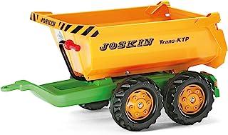 Rolly Giant 半管 Joskin 双轴拖车