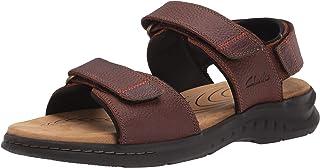 Clarks 男士 Hapsford Creek 凉鞋