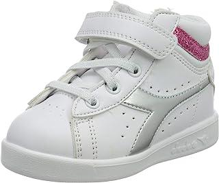 Diadora 女童 Game P High Girl Td 水晶鞋