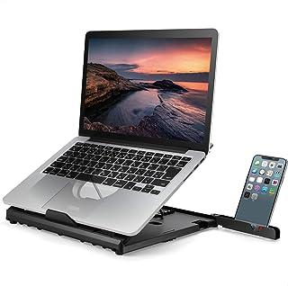 Elecom 宜丽客 笔记本电脑支架 折叠 8层PCA-LTS8BK 幅280×奥行280×高さ26mm