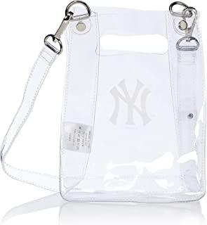 (美国职业棒球大联盟)MLB 扬基队 透明肩袋 两用 YK-CSD02